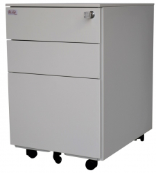 Jet-Line Office Roller-Container, white