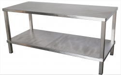 Jet-Line Stainless Steel Table
