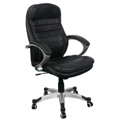 Jet-Line Office-Chair ROM, black